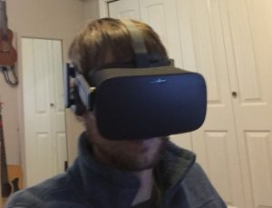 "My First ""VR Selfie"""