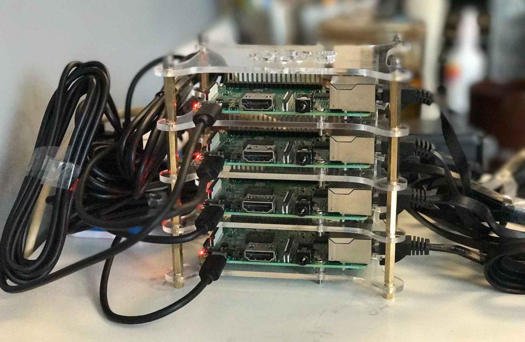 Raspberry Pi Cluster